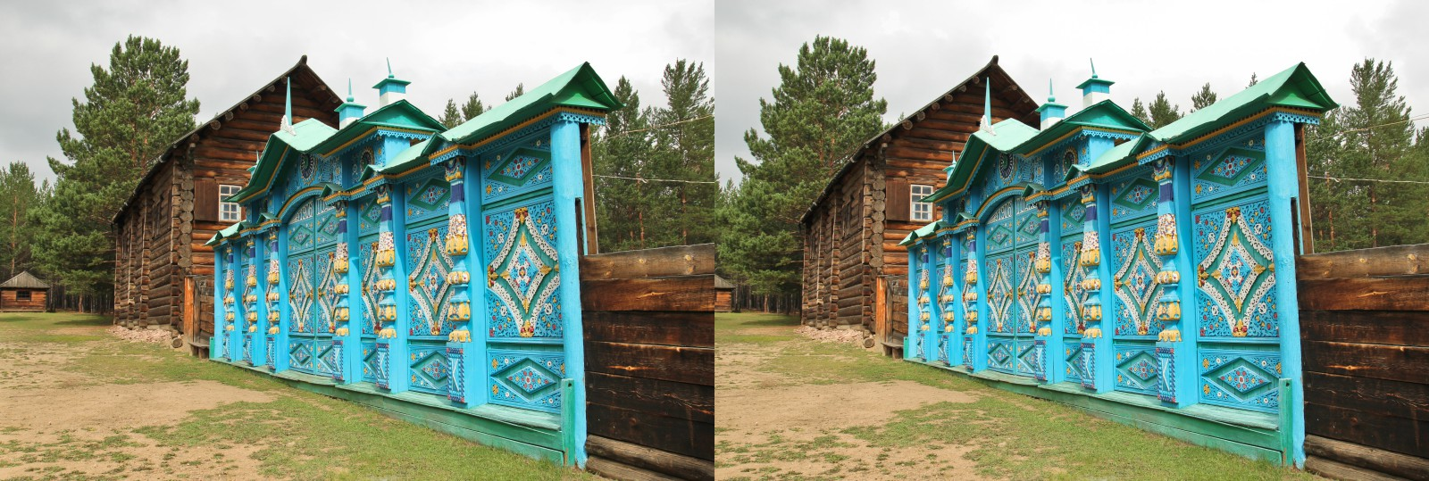 Open-air museum, Ulan-Ude